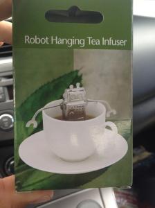 Bringing my preschooler into the tea drinking world.